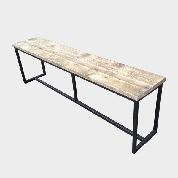 UBar Bench - Urban - Industrial Reclaimed Style Furniture