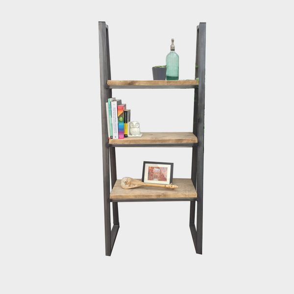 Trapeze Shelving Unit
