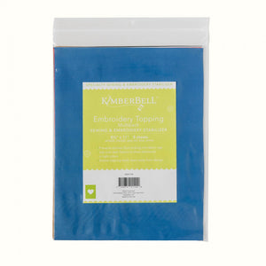 Kimberbell Embroidery Topping Multipack