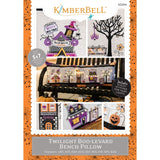 Kimberbell Twilight Boo-Levard Bench Pillow