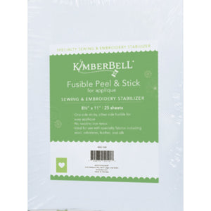 Kimberbell Fusible Peel & Stick for Appliqué