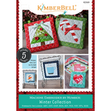 Kimberbell Machine Embroidery by Number - Winter Collection CD