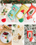 Kimberbell: Noel's Quilting Stockings