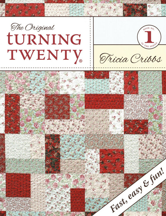 Turning Twenty Quilt Pattern