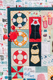 Kimberbell Vintage Boardwalk Fabric & Embellishment Kit