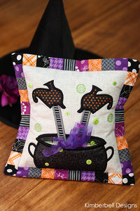 Kimberbell October Square Bench Buddy Fabric Kit