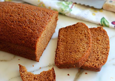 Honey Loaf Cake