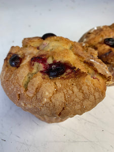 Cranberry Muffins 2- pack - Dairy