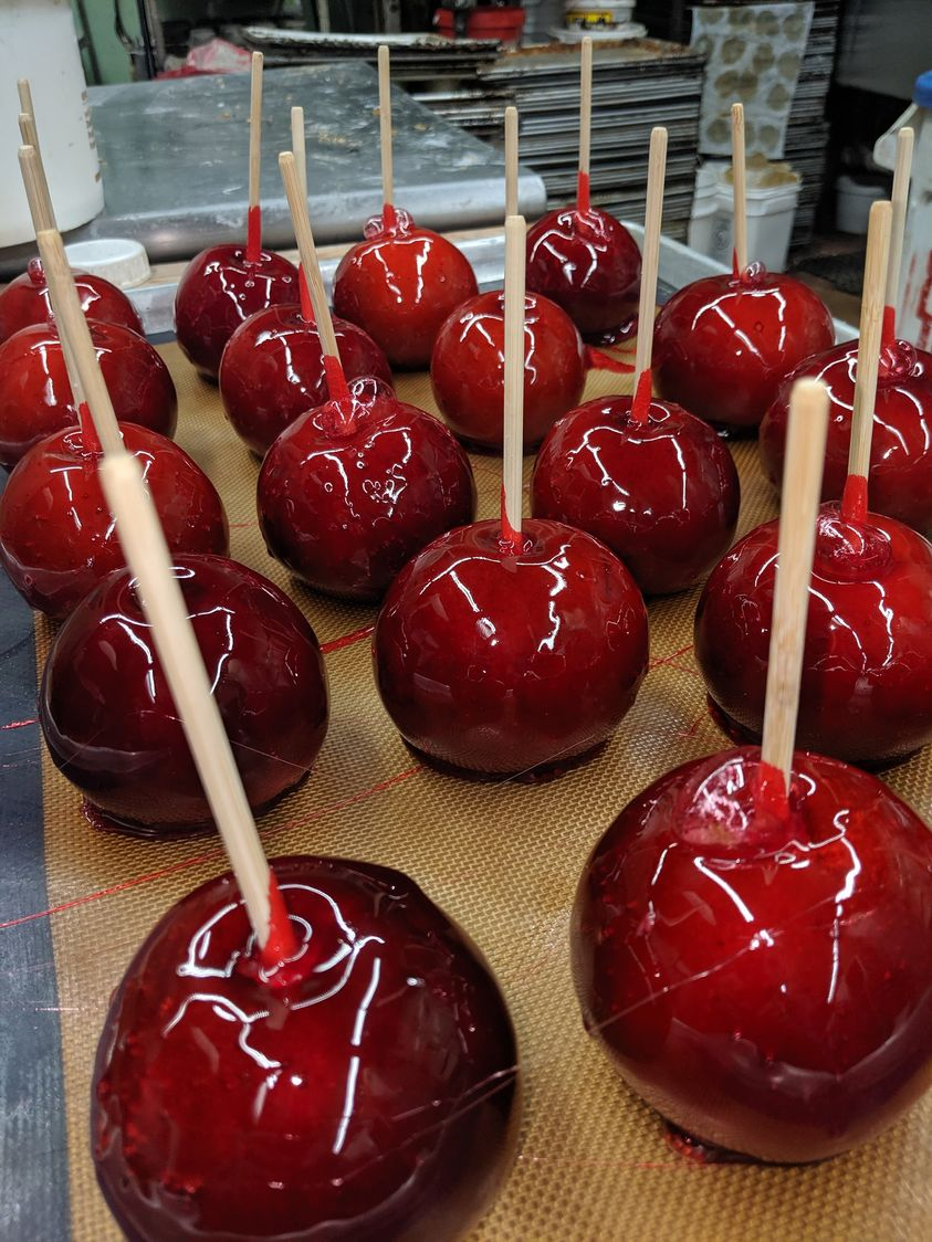 Candied Apple 2 - Pack