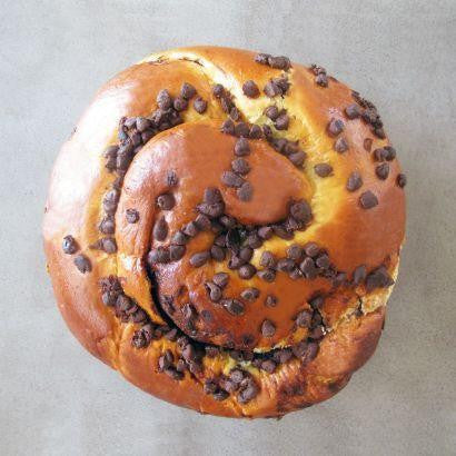 Chocolate Challah Round Pack Of 3