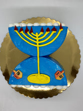 Load image into Gallery viewer, Menorah Cake