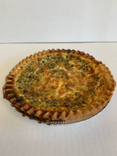 Load image into Gallery viewer, Spinach Quiche