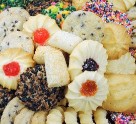 Assorted Fancy Cookies