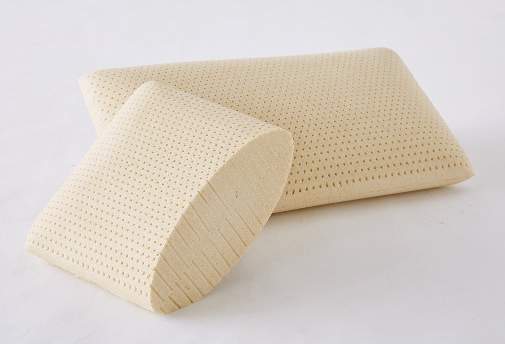 Low Profile 100% Natural TalalayNatural Latex Pillow (aka RejuveNite™ 100% Natural Latex)