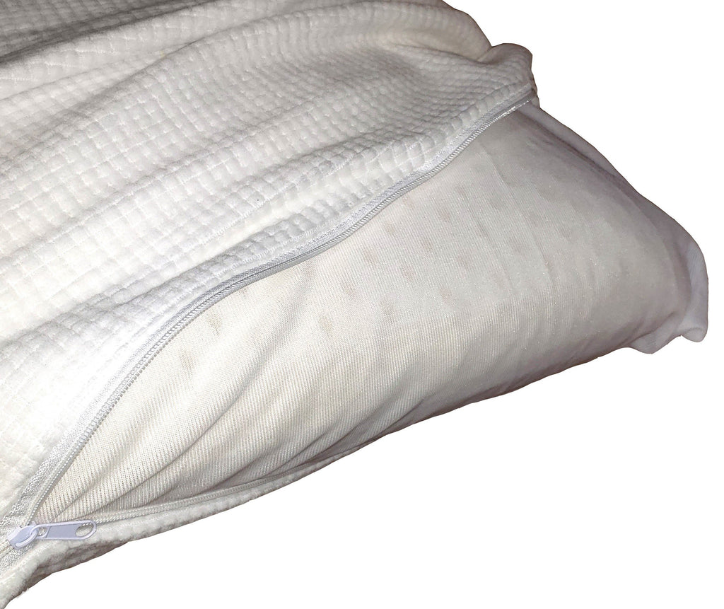 High Profile Classic Talalay Latex Pillow (aka Rejuvenite Restora brand)