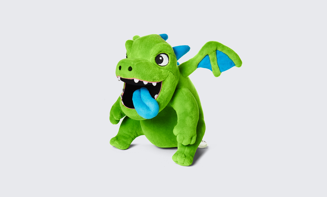 peluche bebe dragon clash royale