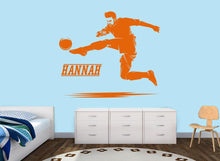 Vinyl Football Wall Art