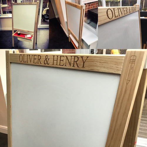 Personalised Childs Easel