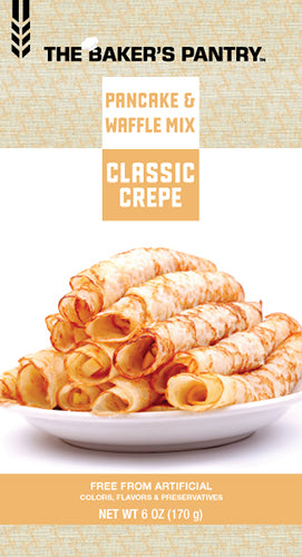 Baker's Pantry Classic Crepe Mix