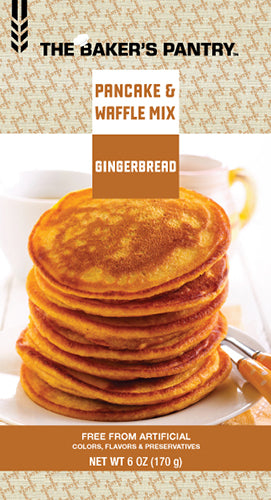 Baker's Pantry Gingerbread Mix