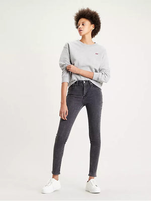 721 High Rise Skinny in True Grit