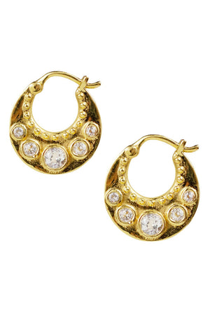 LULU Crescent Hoops