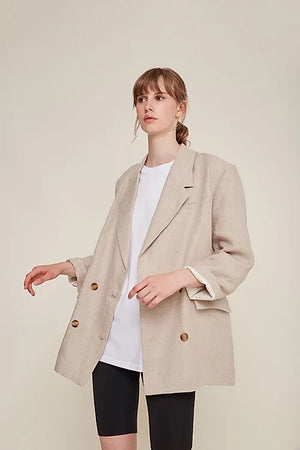 Rita Row Martia Blazer in Natural