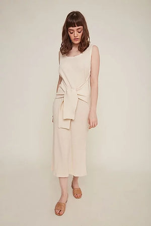 Rita Row Gabriela Dress in Cream