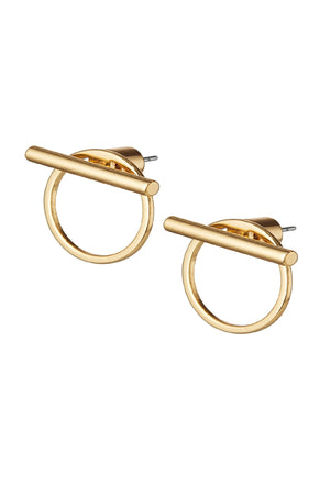 Rhye Jacket Earrings