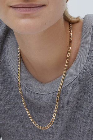Jennybird Walter Chain Necklace in Gold sold at Sway and Cake