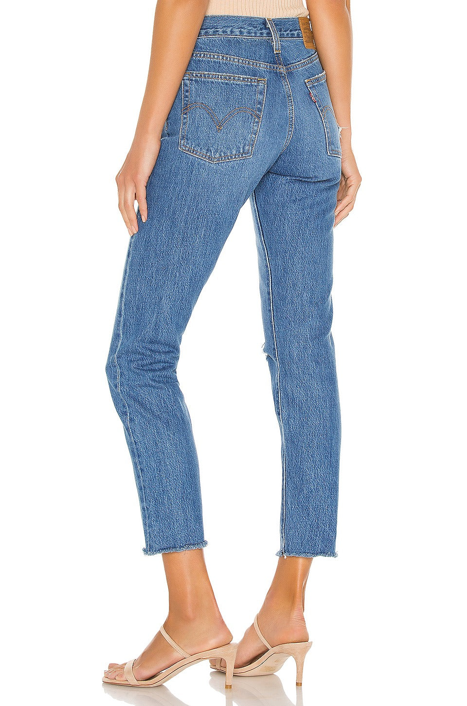 Wedgie Icon Fit Jean in Athens Hera