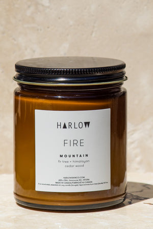 Harlow Skin Co Candle in Mountain