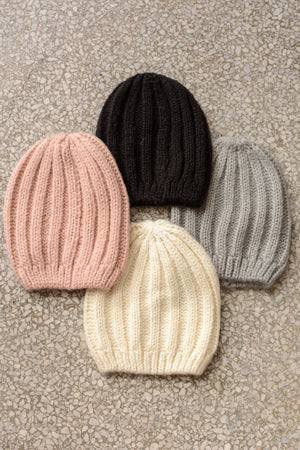 Hat Attack Rib Slouchy Beanie