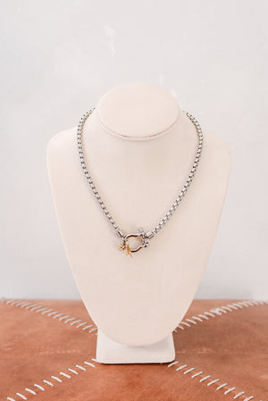Herradura Trio Charm Necklace