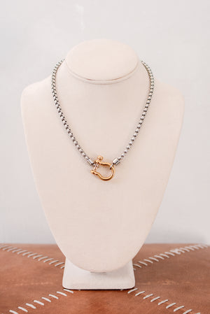 Herradura Mix Necklace