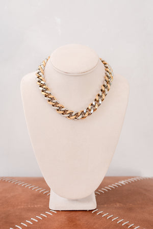 Tropicana Mix Chain Necklace