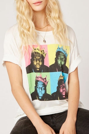 Daydreamer Biggie LA Pop Tee