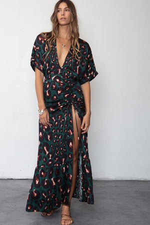 Stillwater Bluffs Maxi Dress in Pfeiffer