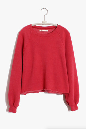 Xirena Dutch Sweatshirt in Red