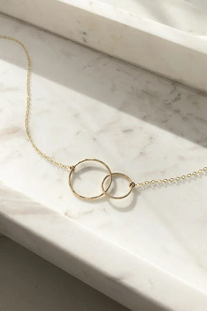 Unity Necklace in Gold