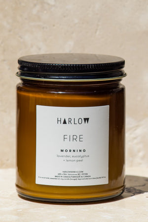 Harlow Skin Co Candle in Morning