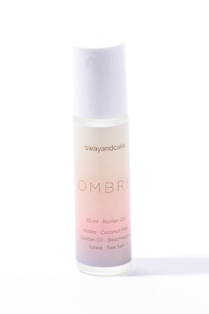 Sway and Cake Ombre Fragrance Roller