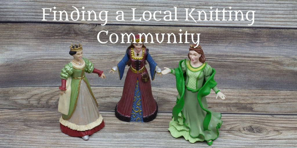 Finding a Local Knitting Community
