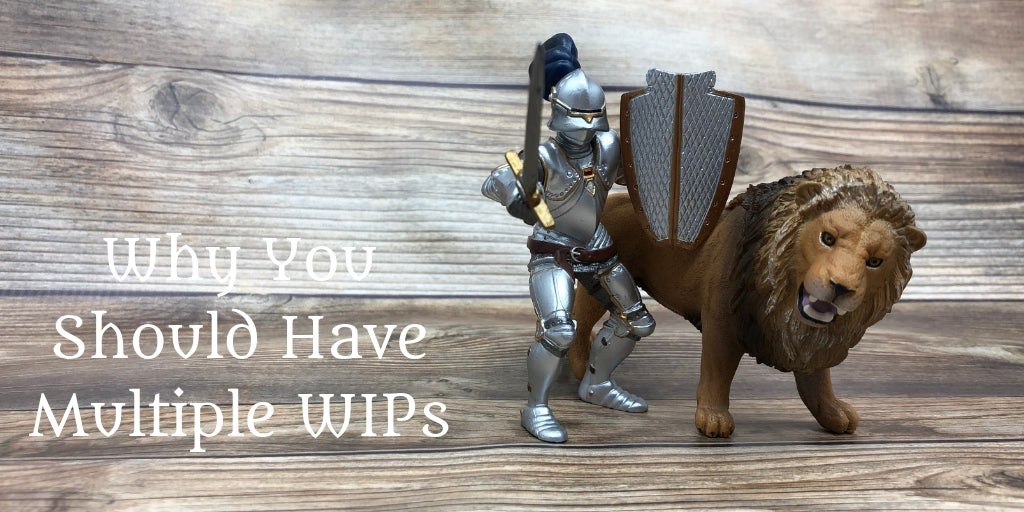 Why You Should Have Multiple WIPs