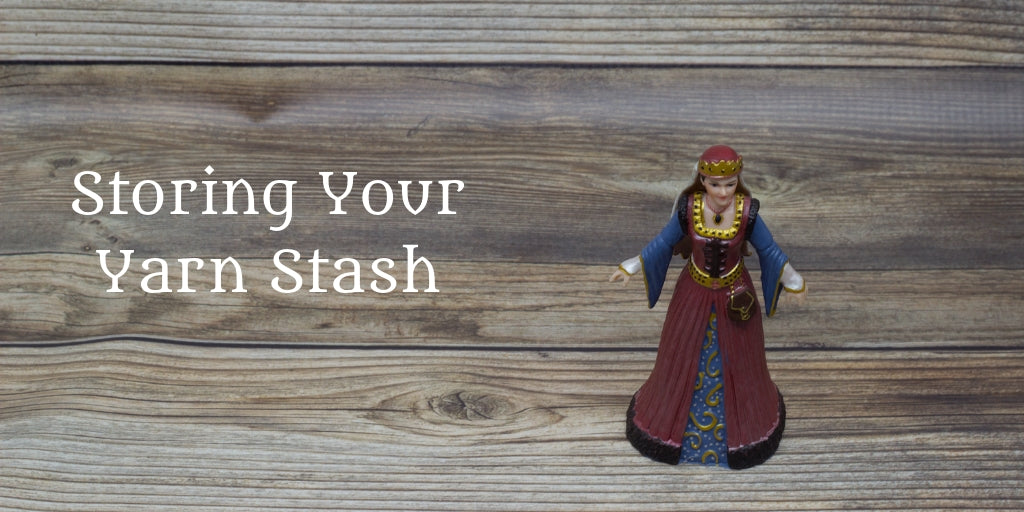 Storing Your Yarn Stash