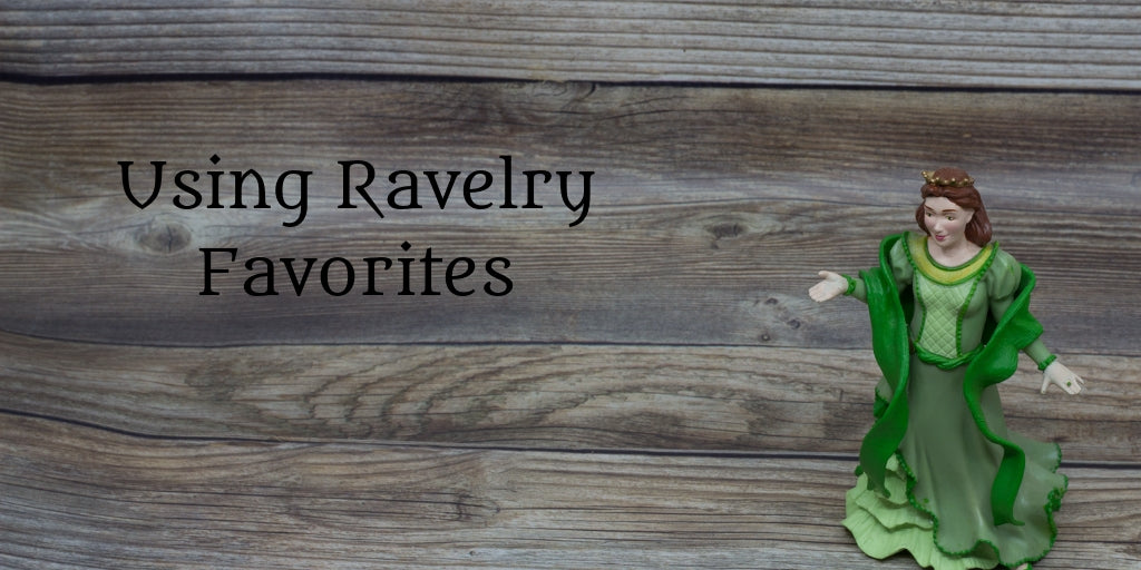 Using Ravelry Favorites