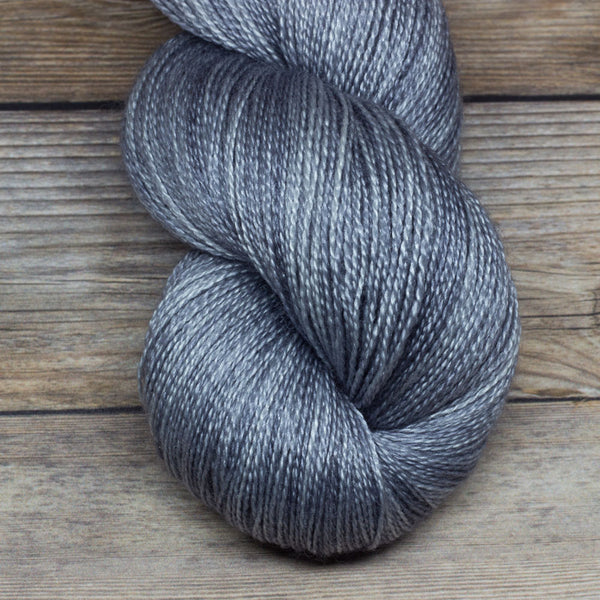Isolde (lace weight BFL/silk)