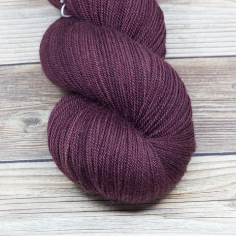 Legend in Agravain - Round Table Yarns hand-dyed yarn tonal semi-solid self-striping