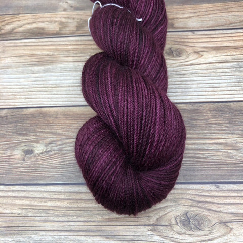 Camelot in Agravain - Round Table Yarns hand-dyed yarn tonal semi-solid self-striping