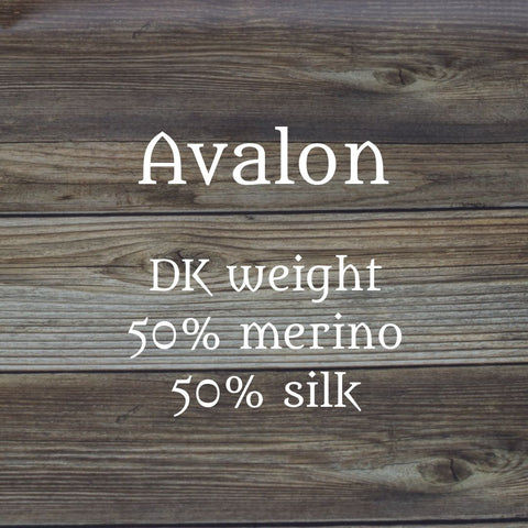 Dye to Order Avalon